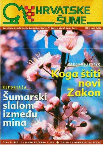 Primorski bor - Hrvatske šume