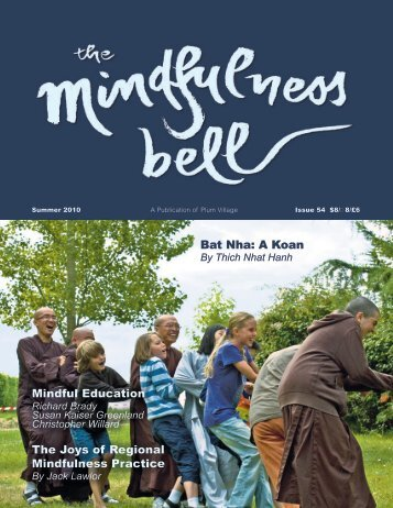 Bat Nha - The Mindfulness Bell