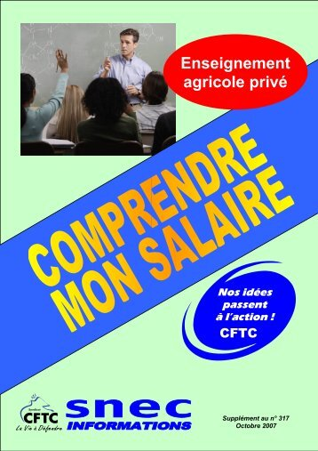 Dossier Salaire Agri