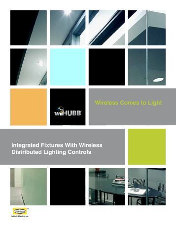 Wireless Comes to Light Integrated Fixtures With Wireless ...