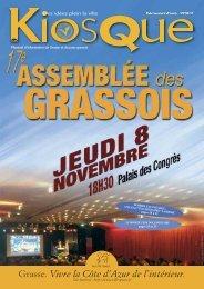 Kiosque de novembre 2012 - Grasse