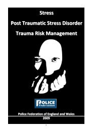 Post Traumatic Stress Disorder - UK National Work-Stress Network ...
