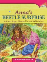 Lesson 8:Anna's Beetle Surprise