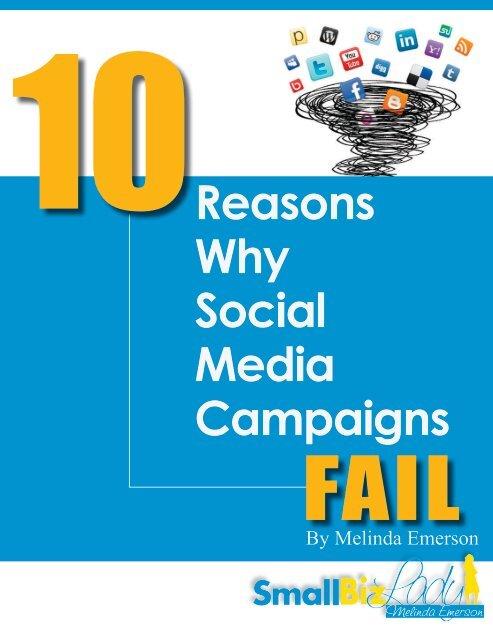 10-Reasons-Why-SM-Campaigns-Fail-FINAL