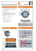 Pressure Plates, shock absorbing - Page 2