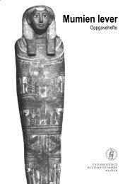 Evig liv i det gamle Egypt
