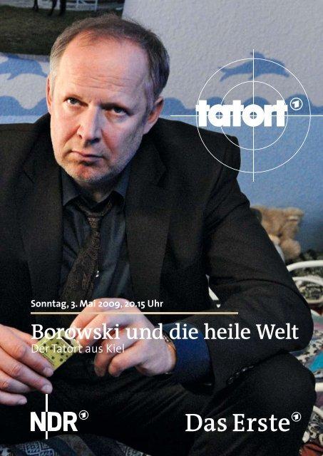 Tatort Borowski Und Die Heile Welt Florian Froschmayer