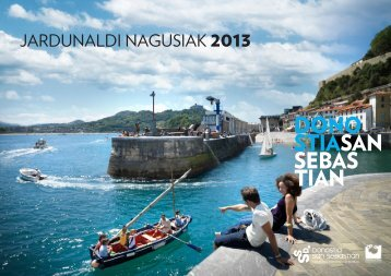Jardunaldi nagusiak - Donostia - San Sebastián Turismoa