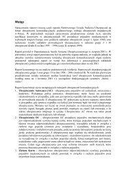 Ubezpieczenia komunikacyjne 2001 - Komisja Nadzoru Finansowego