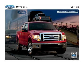 09 F-150 - Thoroughbred Ford