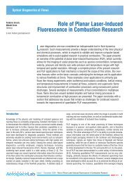 Role of Planar Laser-Induced Fluorescence in Combustion Research