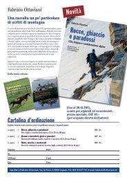 Cartolina d'ordinazione scaricare il PDF... - Ardia.ch