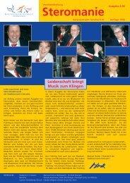 Steromanie Nr. 2 2006 - Stadtharmonie Eintracht Rorschach