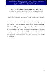 Almeida, F.F.L. de - Embrapa Pantanal