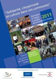 Dossier de présentation de l'appel à projets - Emploi.gouv.fr