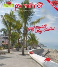 SATURDAY 22 FRIDAY 28 ISSUE 218 DECEMBER ... - pvmcitypaper