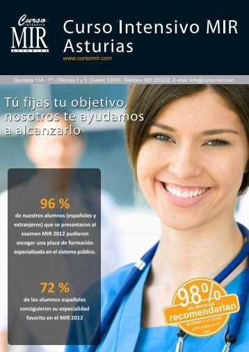 compañerismo - Curso Intensivo MIR Asturias