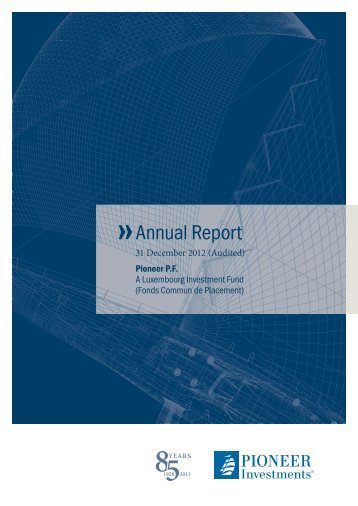 Mise en page 1 - Pioneer Investments