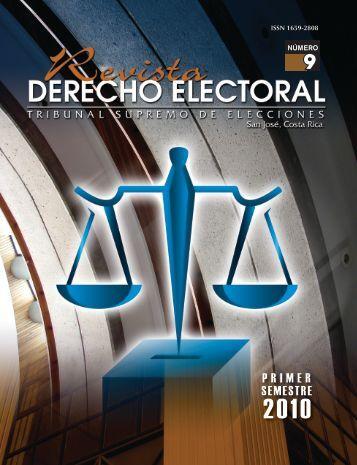 9 - Tribunal Supremo de Elecciones
