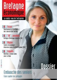 Télécharger le numéro - Bretagne Economique