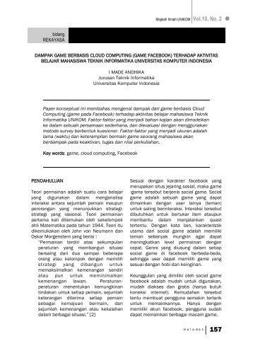 Download 01-miu-102-made-andhika.pdf - Majalah Ilmiah Unikom