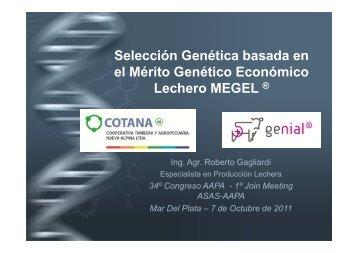 Gagliardi - AAPA   Asociación Argentina de Producción Animal