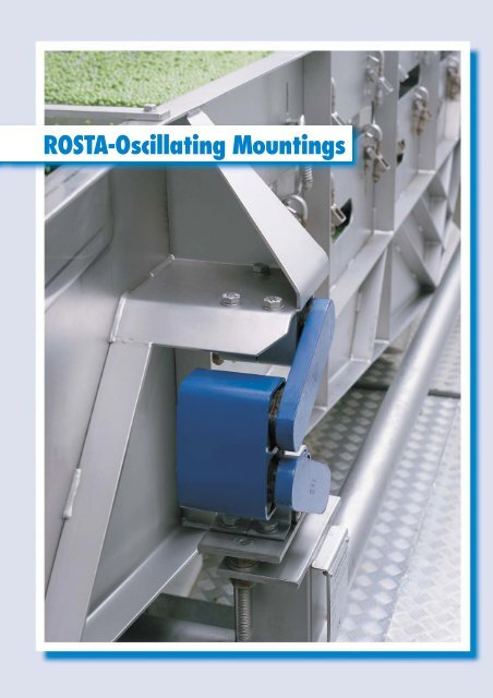 ROSTA-Oscillating Mountings - ROSTA Inc.