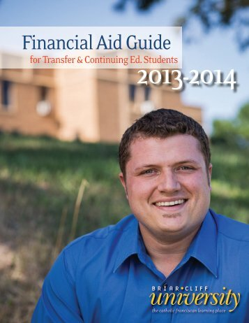 Financial Aid Guide - Briar Cliff University