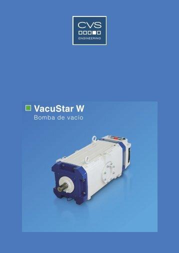 Vacustar W - CVS Engineering - Compressors
