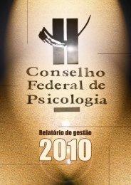Baixar arquivo - CFP - Conselho Federal de Psicologia