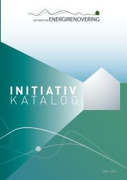 Initiativkatalog - Energistyrelsen
