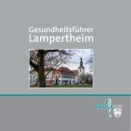 Gesundheitsführer Lampertheim - GALA