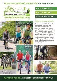 electric bike sales electric bike hire electric bike tours - 1066 Country