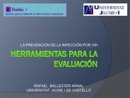 Herramientas para la evaluación (presentación) - Sida Studi
