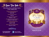 We cordially invite your royal highness to join - ESPN Wide World of ...