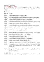 programma completo scaricabile in formato PDF - Casa Moderna