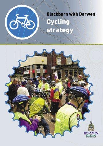 Cycling strategy - Blackburn with Darwen Borough Council
