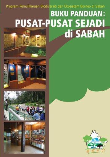 Terima kasih dan Penghargaan - Bornean Biodiversity and ...