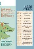 Terima kasih dan Penghargaan - Bornean Biodiversity and ... - Page 5