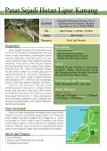 Terima kasih dan Penghargaan - Bornean Biodiversity and ... - Page 7