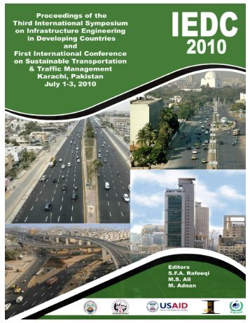 IEDC-2010 Conference Proceedings (Download ... - NED University