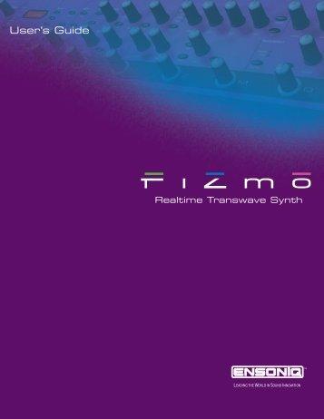 Fizmo Manual.pdf - Ugo Audio