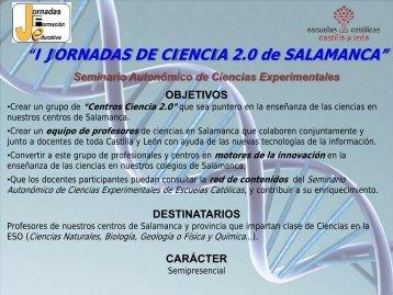 Convocatoria - Escuelas Católicas de Castilla y Leon