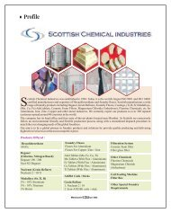 Scottish Chemical Industries - Metalworld.co.in