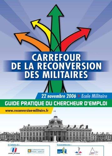 télécharger le guide - Carrefour Emploi