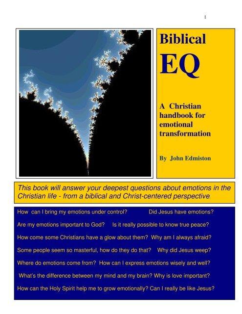 Biblical EQ The Pneuma Foundation