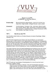 09.06.2011 + Gespräch mit PTZ (pdf) - VUV
