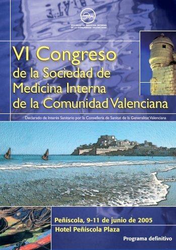 Programa Científico - Sociedad Española de Medicina Interna