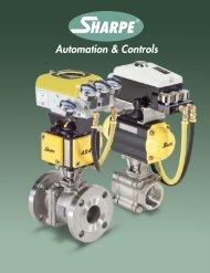 Automation & Controls - Sharpe® Valves