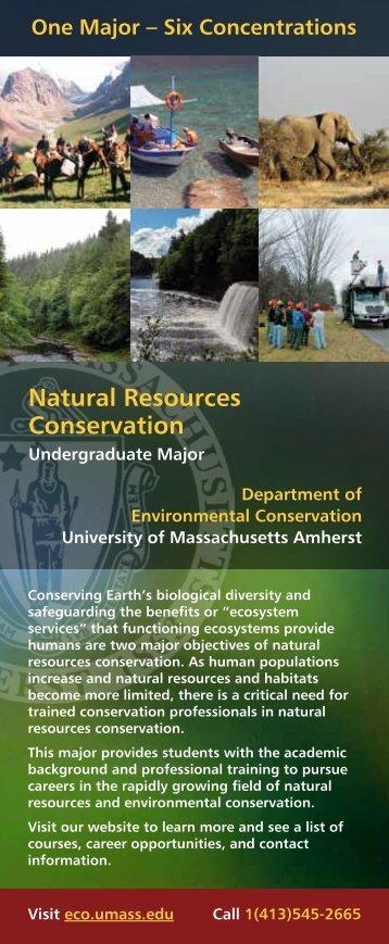 NRC Undergraduate Programs Flyer - Alexschreyer.net